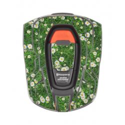 Kit déco Sticker FLEUR pour robots 320-420-440 HUSQVARNA 599294704