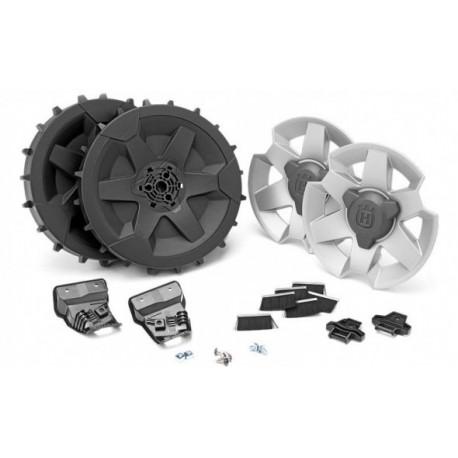 Kit roues pour terrain pentu G3
